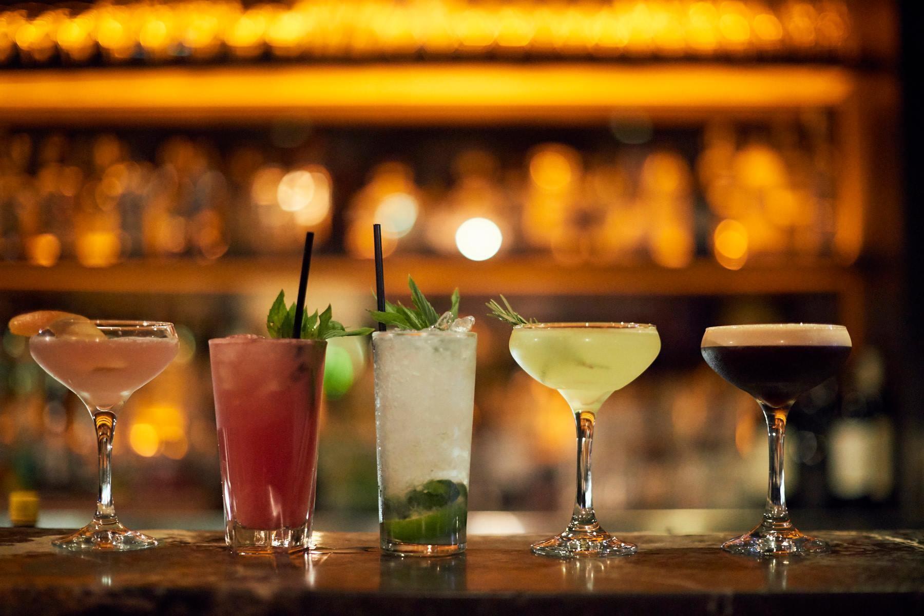 Popular local small Bar in Perth (PBG)