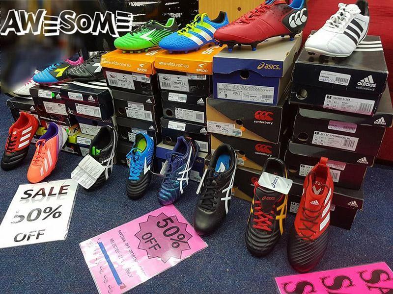 Retail Sports Store - Murgon