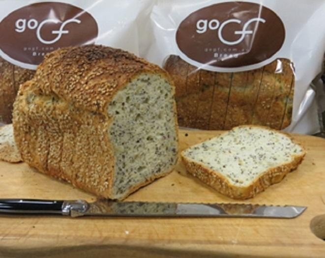 BR1340 - GoGF Gluten Free Breads, Biscuits & Cakes