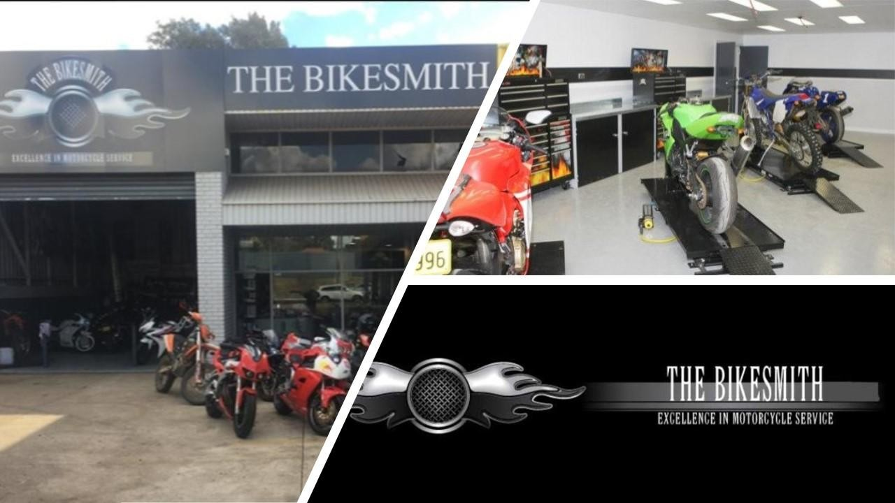 THE BIKESMITH BLACKTOWN MOTORCYCLE REPAIRS AND MAINTENANCE