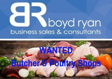 Thinking of selling your butcher shop ...?