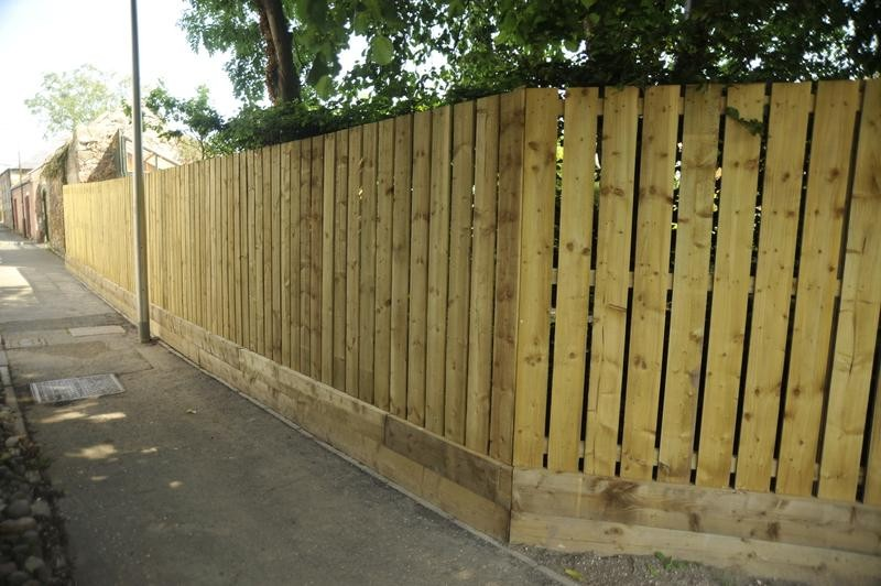 Established Jim's Franchise Fencing