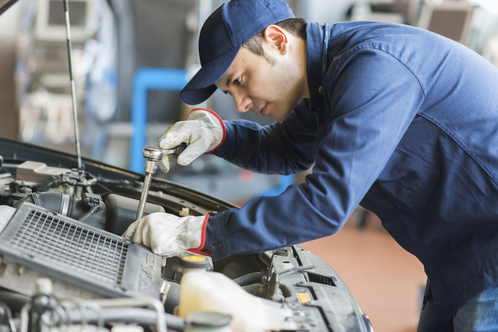 MECHANICAL WORKSHOP SPECIALISTS IN VW