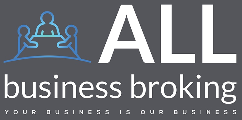 ALL Business Broking Logo