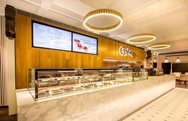 Guylian Belgian Chocolate Cafe Franchise - Hills District Franchising Now!