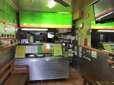 Fish & Chip Shop Rosebud