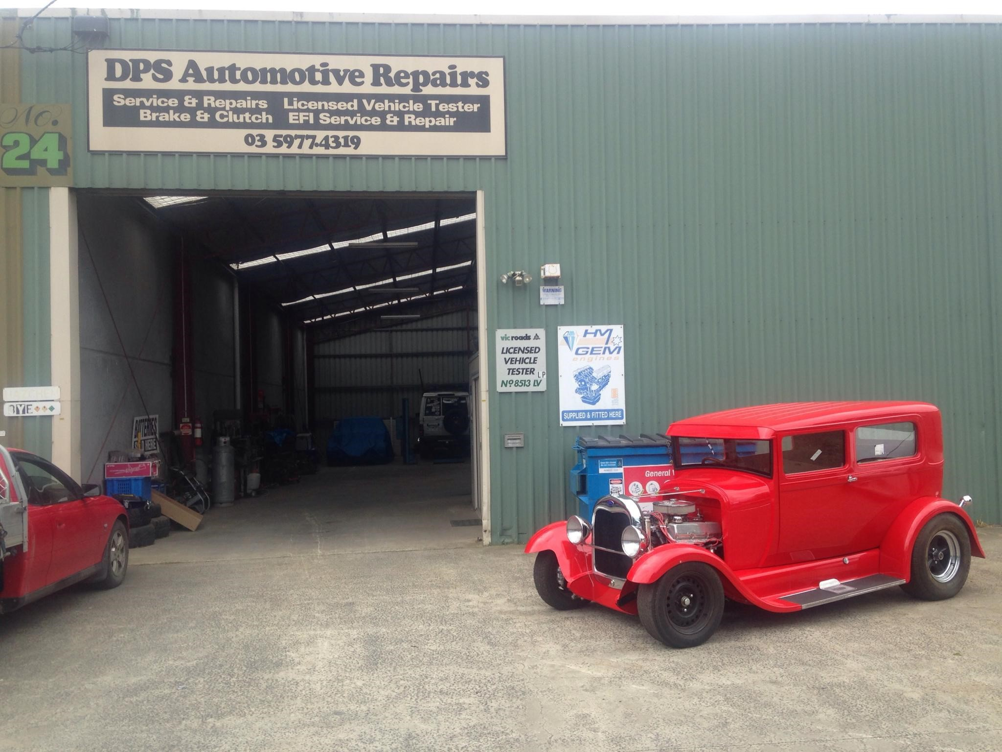 Automotive/Mechanical Workshop - Mornington Peninsula