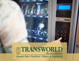 Vending Machine Territories