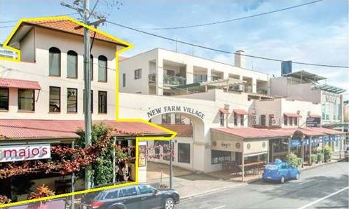 Restaurant Opportunity Awaits in Bustling New Farm | For Lease