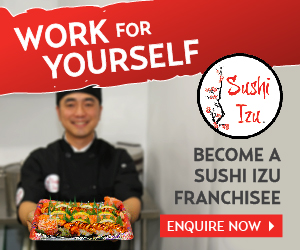 Japanese Takeaway Food   Sushi Izu - Gungahlin