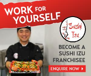 Japanese Takeaway Food | Sushi Izu - Mayfield