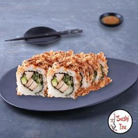 Sushi Izu Hybrid style sushi is a new innovation - Glenrose