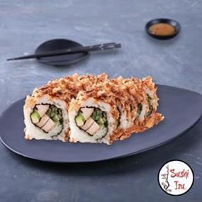 Sushi Izu Hybrid style Sushi is a new innovation in Sushi - Pitt St Mall