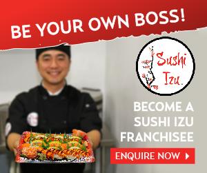 Japanese Takeaway Food | Sushi Izu - Southport Park