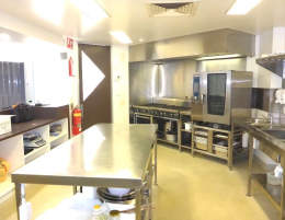 Immaculate Commercial Kitchen - Mawson Lakes