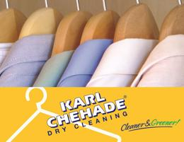 Karl Chehade Dry Cleaning Western Suburbs