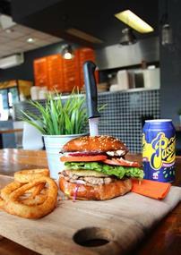 Enuf Burger Bar