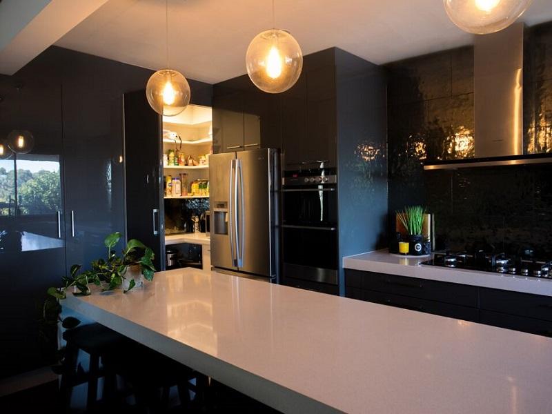Kitchen & Bathroom Improvements