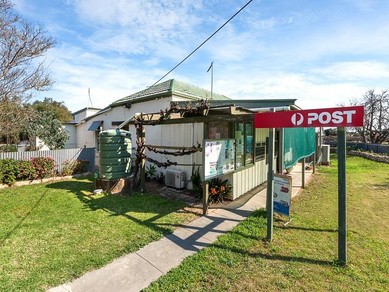 Langhorne Creek Post Office