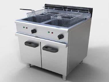 Deep fryer cleaning/filtering business/oil supply