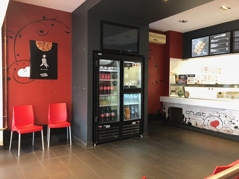 Crust Gourmet Pizza Bar - Unley