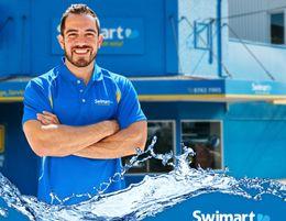 Swimart Established Pool Shop Belconnen ACT