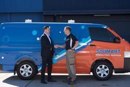 Swimart, Australia's pool & spa specialist. Mobile franchise, NSW