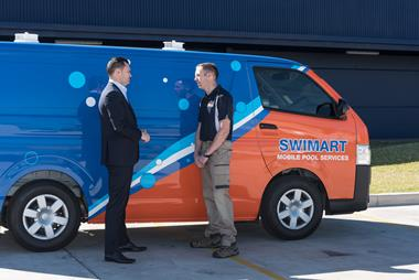 Swimart - The pool & spa specialists - Molbile Service - Waikato - New Zealand