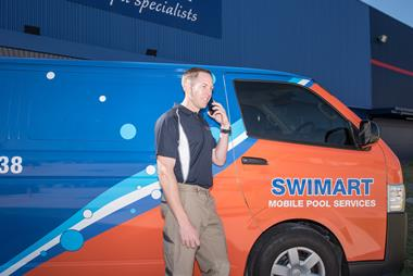 Swimart Aust pool & spa specialist. Mobile Franchise opportunity Port Macquarie