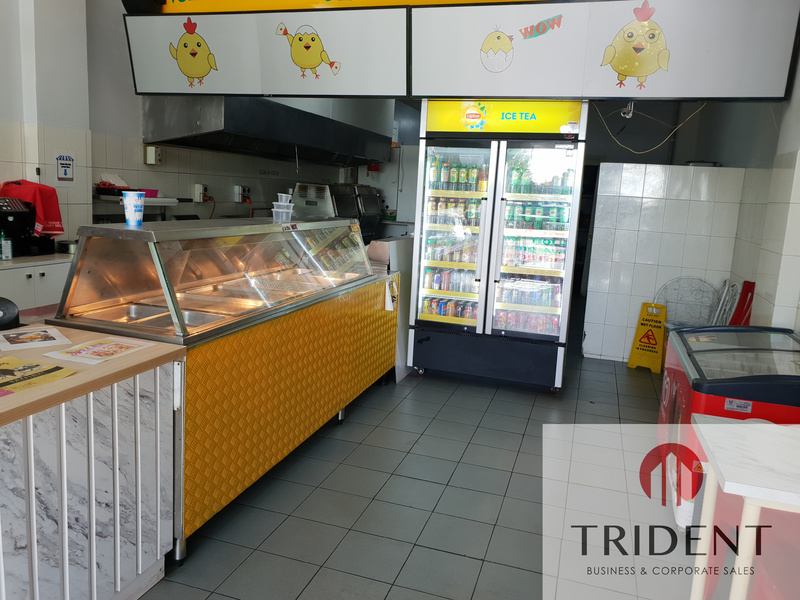 Chicken and Takeaway Food Business - Fully fitted out, excellent opportunity