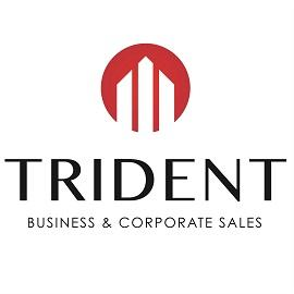 Trident Business & Corporate Sales Logo