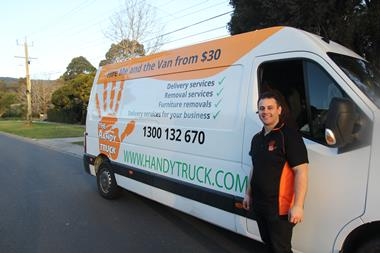 PICK UP AND DELIVERY: Earn up to $3K per week from a Van or Small Truck