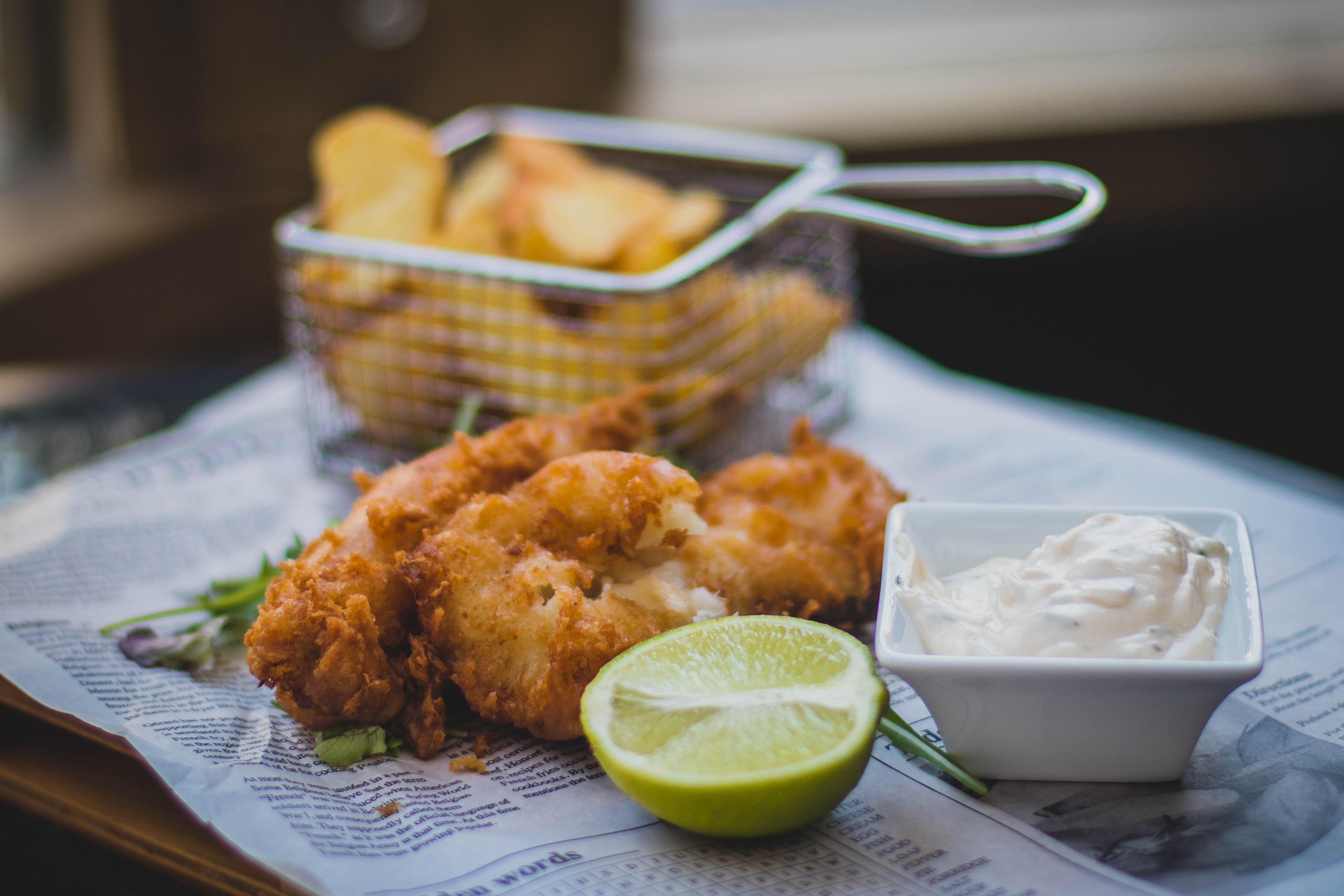 Fish & Chip Takeaway Food Business - Turnover of $850K+