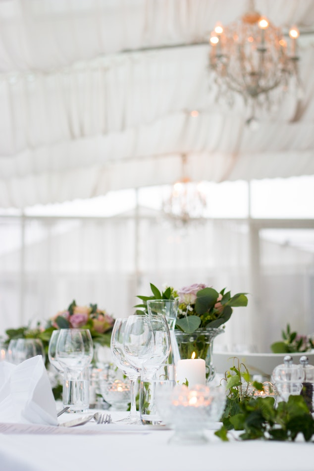 Event Hire Business - Weddings, Anniversaries, Corporate Functions