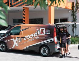 Xpresso Mobile Cafe - Canberra License opportunity