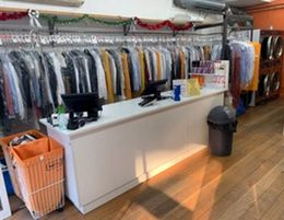 Dry Cleaning And Laundry Business In Upmarket Location