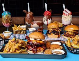 Australia's Best Burger, Dessert & Cocktail Restaurant - Location Plus!