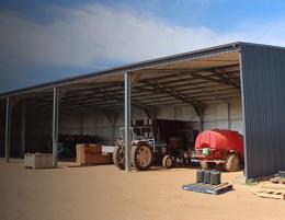 Established and profitable shed/out-building franchise business