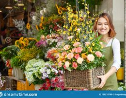 Well-known Five Star Flower Shops for Sale!