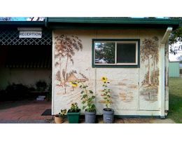 Freehold Caravan Park And Business For Sale!