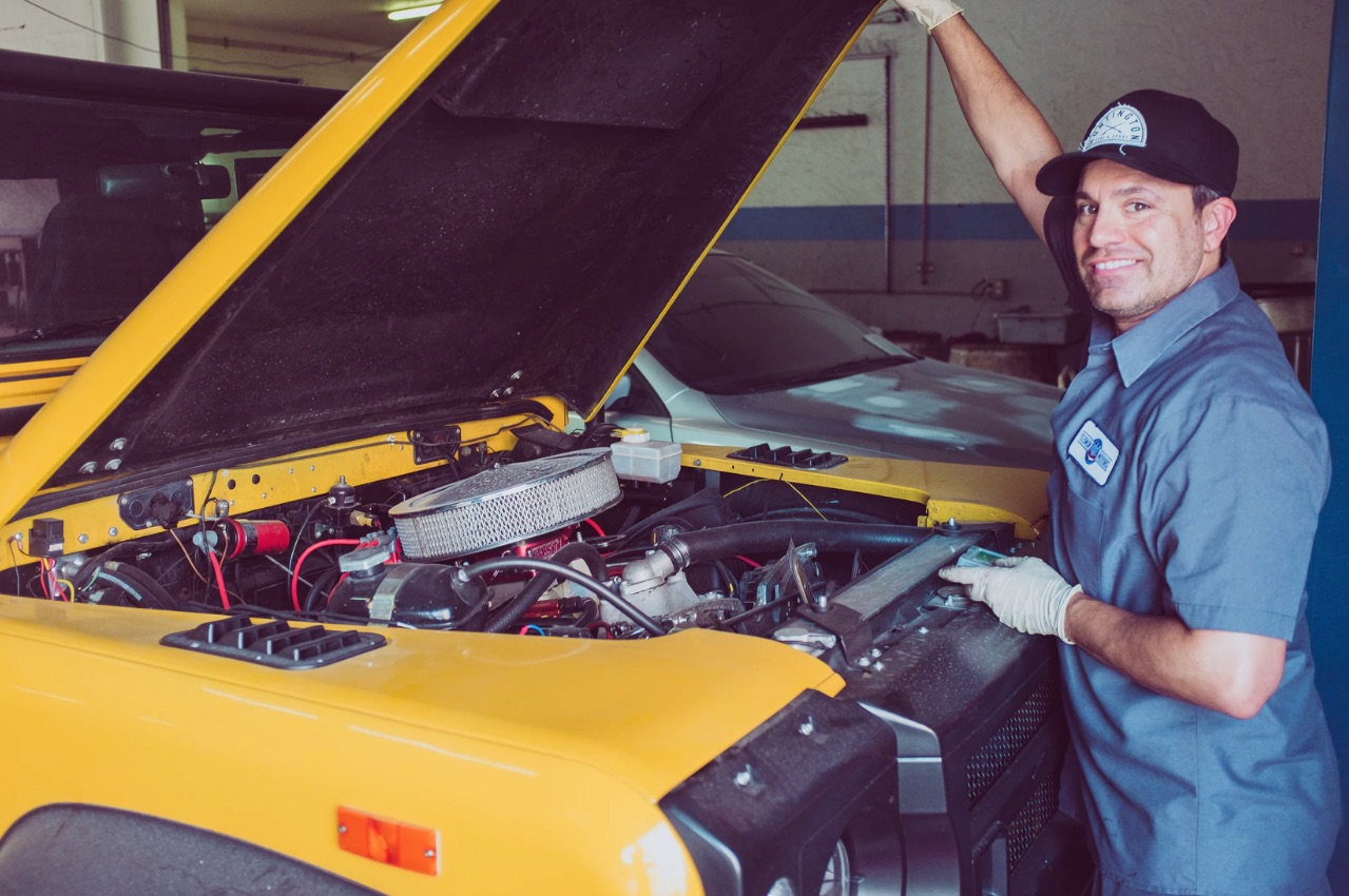 Successful Auto Electrician & Air Conditioning Business