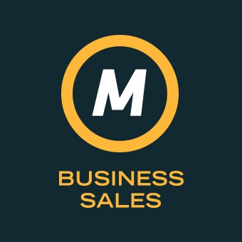 Mentored Business Sales Logo
