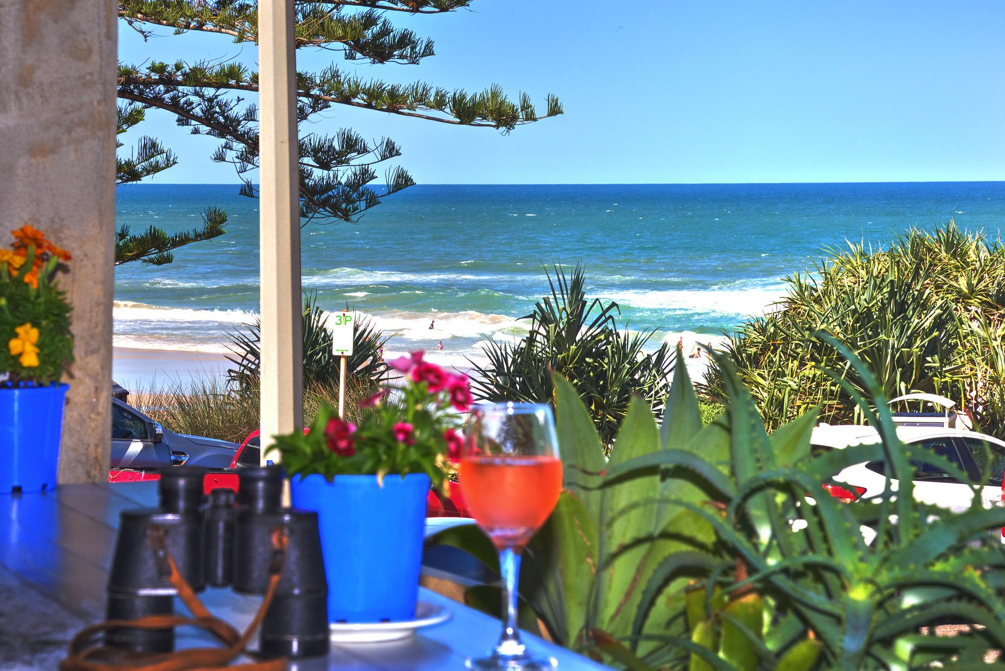 Brilliant Ocean View Restaurant