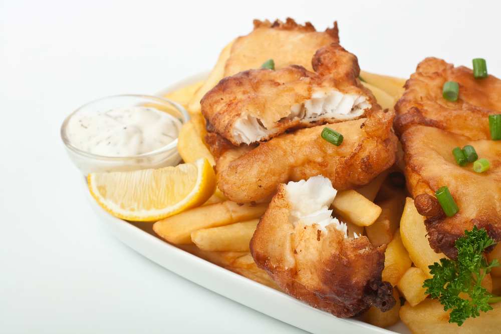 Outstanding Beachside Fish and Chips