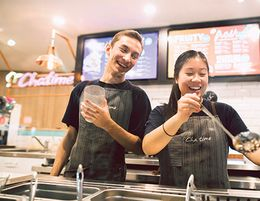 Unley (SA) - Fresh bubble tea franchise opportunity with Chatime!