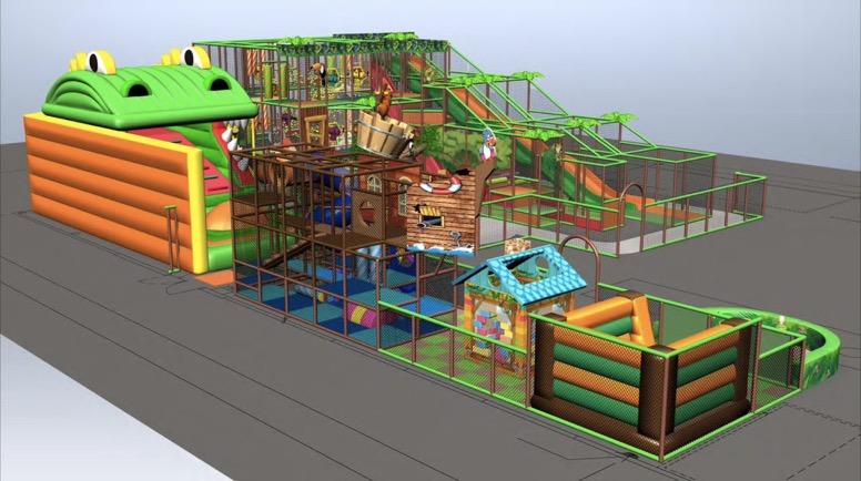 New Kids Play Centre & Cafe, Gold Coast Crocs Playcentre