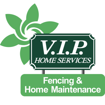 V.I.P. Home Services - Fencing & Home Maintenance Logo