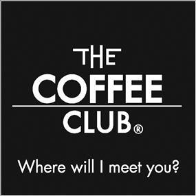 BRAND NEW COFFEE CLUB CAFE COMING SOON