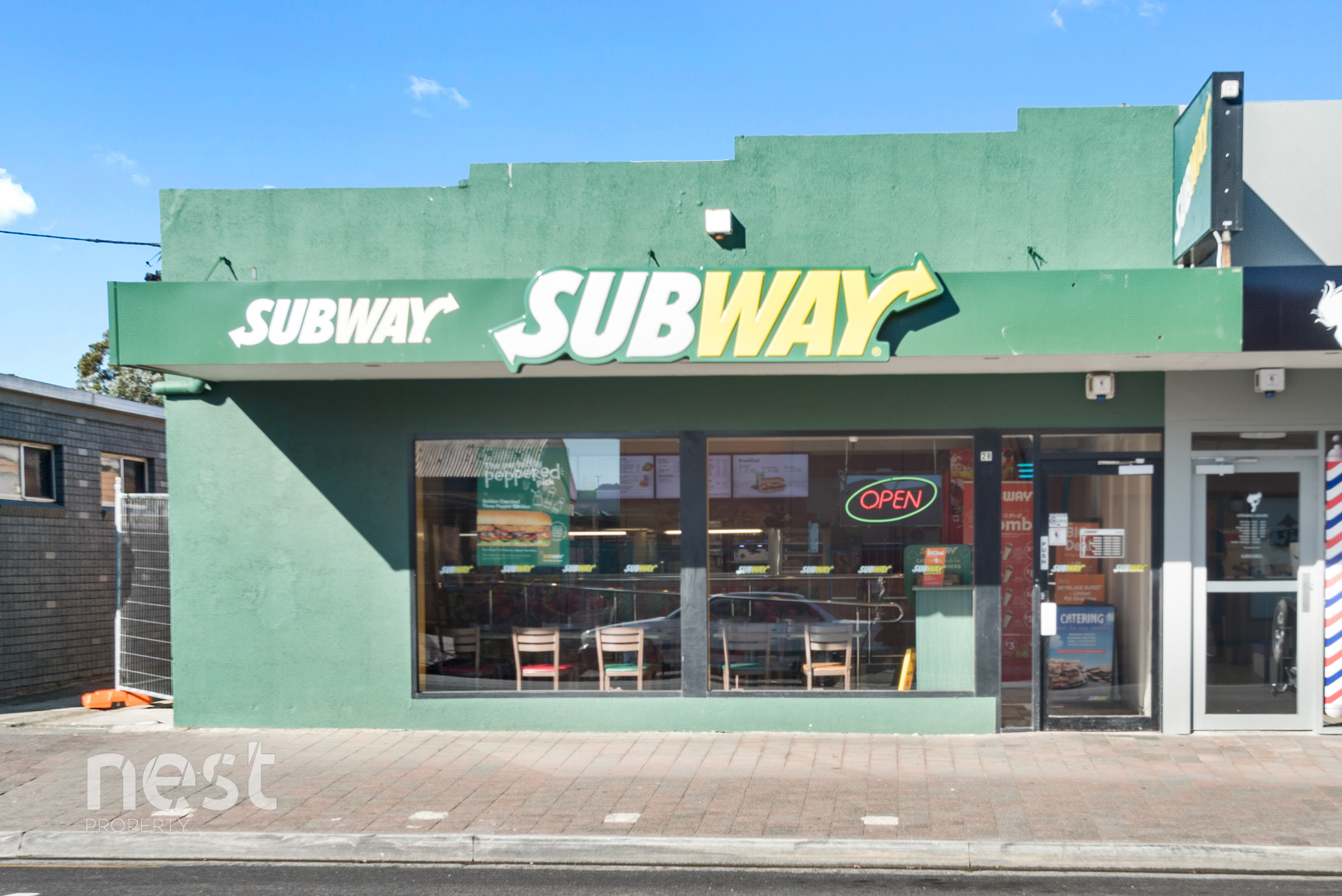 Leasehold Opportunity - Subway, Sorell