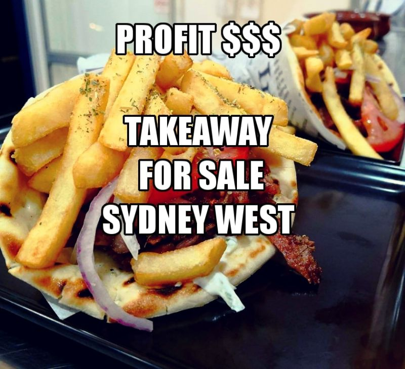 Takeaway For Sale Sydney Western Suburbs - Cheap Rent - 6 Days Per Week with ZER